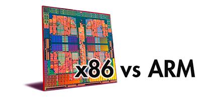 x86 vs ARM